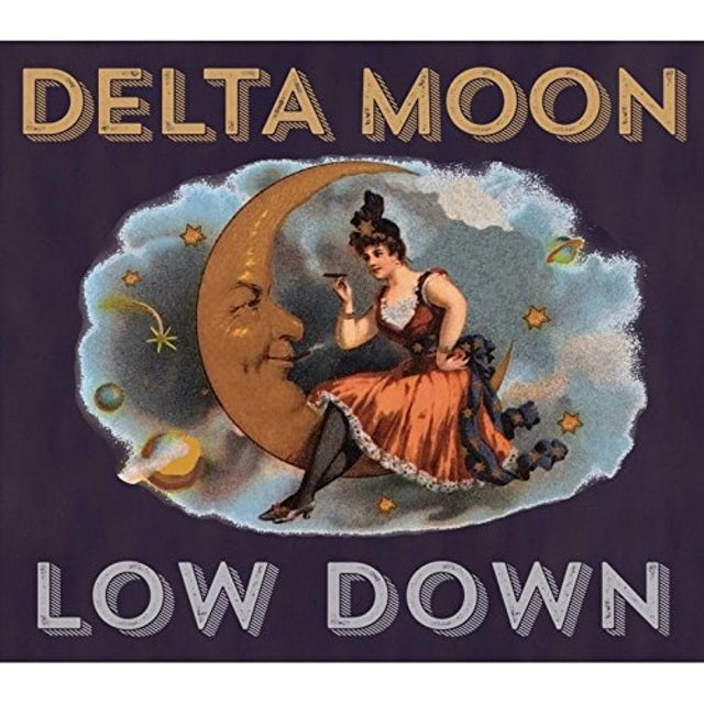 Delta Moon LOW DOWN CD