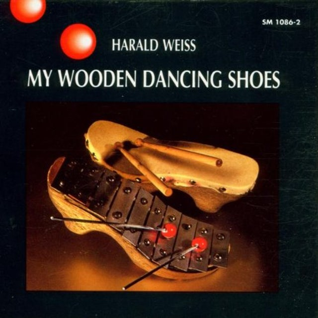 Weiss MY WOODEN DANCING SHOES CD