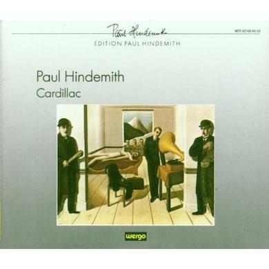 Hindemith CARDILLAC CD