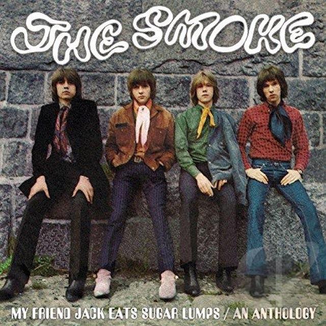 Smoke MY FRIEND JACK EATS SUGAR LUMPS-AN ANTHOLOGY CD