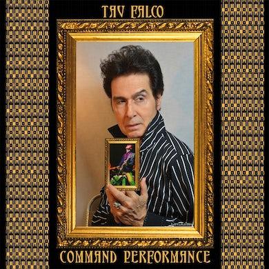 Tav Falco COMMAND PERFORMANCE CD