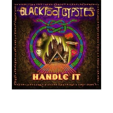 BLACKFOOT GYPSIES HANDLE IT Vinyl Record