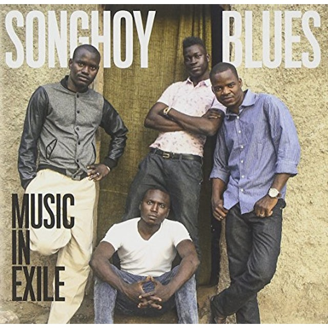SONGHOY BLUES MUSIC IN EXILE CD
