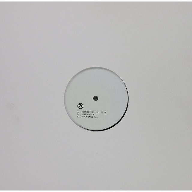Aphex Twin MARCHROMT30A EDIT 2B 96 Vinyl Record