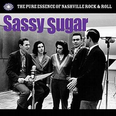 SASSY SUGAR / VARIOUS Vinyl Record - UK Release