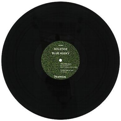 SOLSTICE BLUE HUSKY Vinyl Record