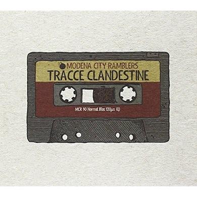 Modena City Ramblers TRACCE CLANDESTINE CD