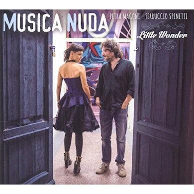Musica Nuda LITTLE WONDER CD