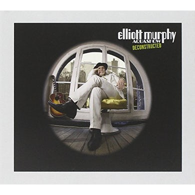 Elliott Murphy AQUASHOW DECONSTRUCTED CD