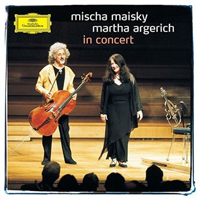 Martha Argerich IN CONCERT CD