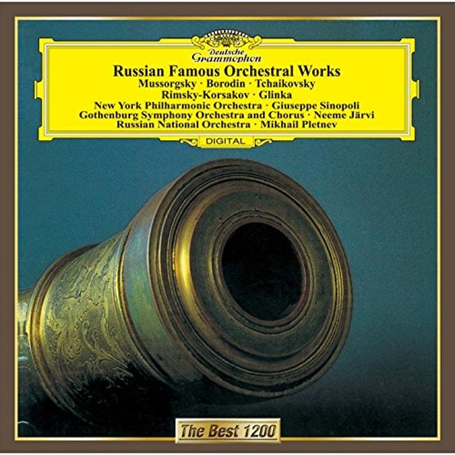 Classic ROSSIAN FAVORITE ORCHESTRAL WORKS CD