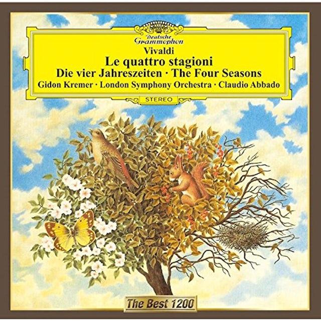 Gidon Kremer VIVALDI: THE FOUR SEASONS CD