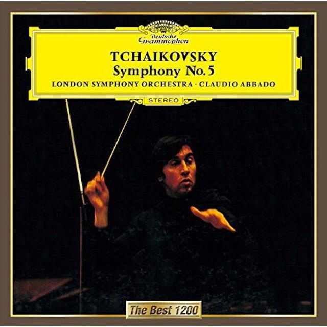 Claudio Abbado TCHAIKOVSKY: SYMPHONY NO. 5 CD