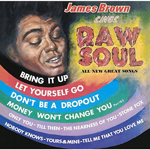 James Brown RAW SOUL: LIMITED CD
