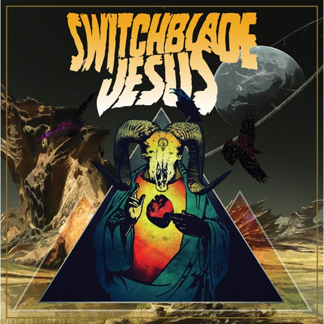 SWITCHBLADE JESUS CD