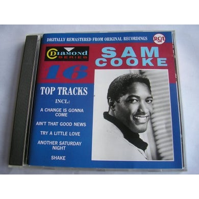 Sam Cooke 16 TOP TRACKS / A CHANGE IS GONNA COME CD