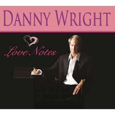 Danny Wright LOVE NOTES CD