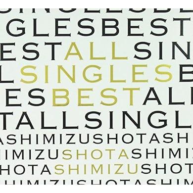 ALL SINGLES BEST: DELUXE CD