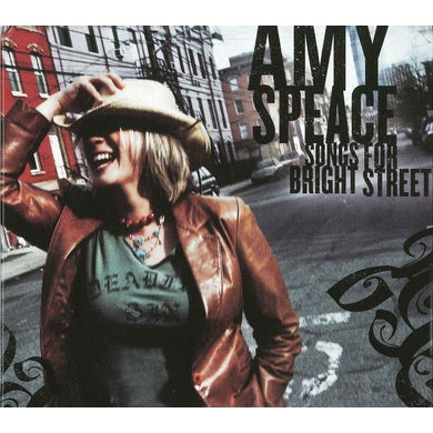 Amy Speace SONGS FOR BRIGHT STREET CD