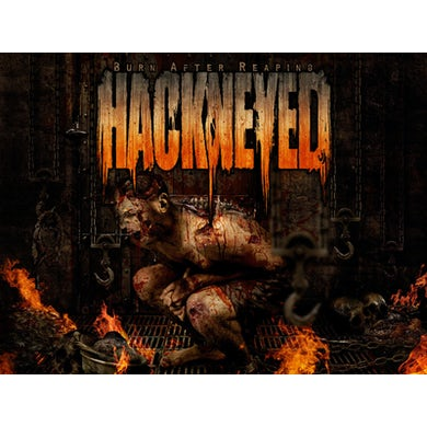 Hackneyed BURN AFTER REAPING CD