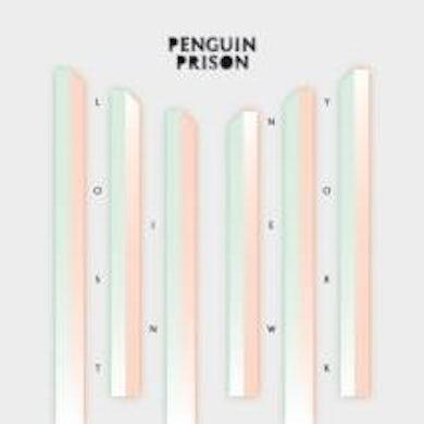 Penguin Prison LOST IN NEW YORK Vinyl Record
