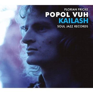 Popol Vuh KAILASH: PILGRIMAGE TO THE THRONE OF GOD Vinyl Record