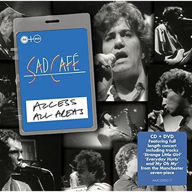 Sad Cafe ACCESS ALL AREAS CD