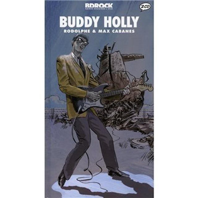 Buddy Holly MAX CABANES CD