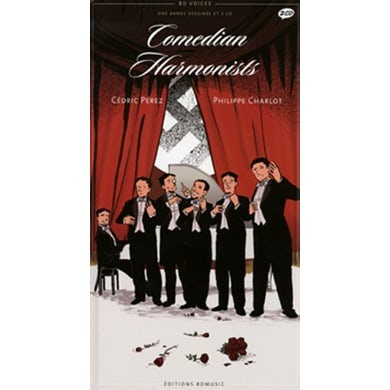 Comedian Harmonists CEDRIC PEREZ & PHILIPPE CHARLOT CD