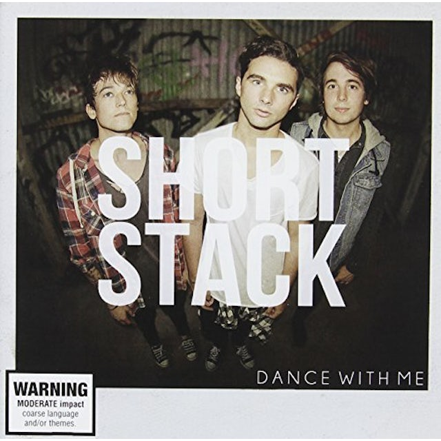 Short Stack DANCE WITH ME CD