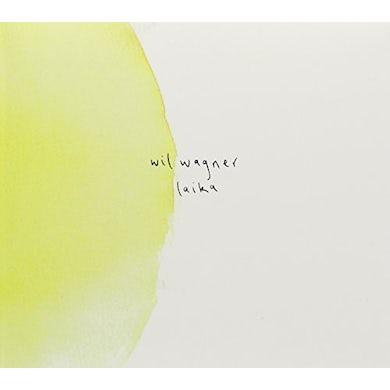 Wil Wagner LAIKA CD