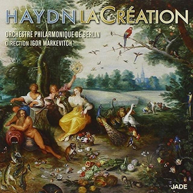 Joseph Haydn LA CREATION CD
