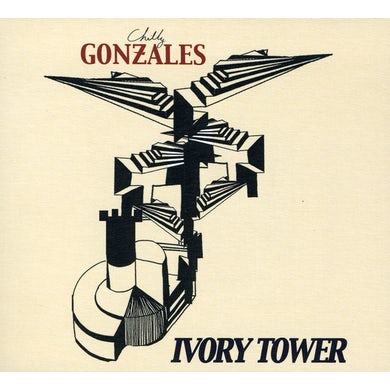 Chilly Gonzales IVORY TOWER CD