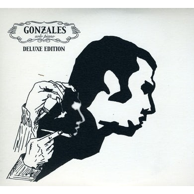 Chilly Gonzales SOLO PIANO CD