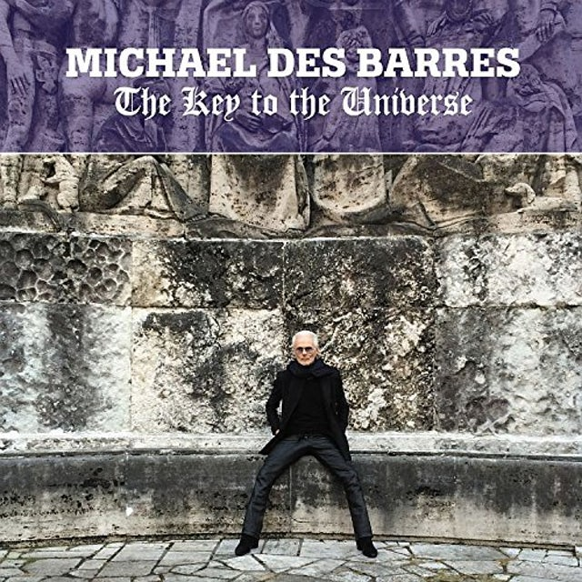 Michael Des Barres KEY TO THE UNIVERSE CD