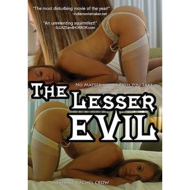 LESSER EVIL DVD