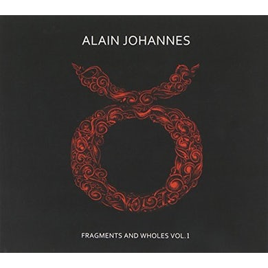 Alain Johannes FRAGMENTS AND WHOLES 1 CD