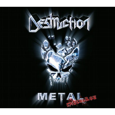 Destruction METAL DISCHARGE CD