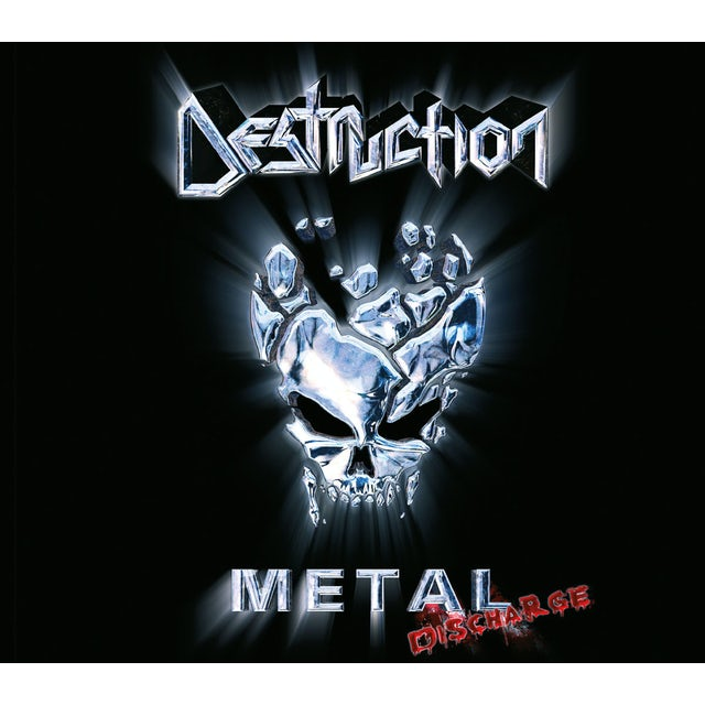 Destruction METAL DISCHARGE CD