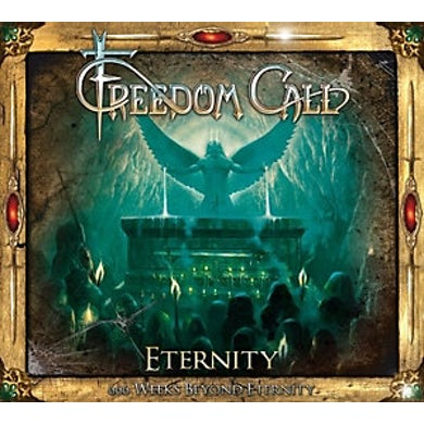 Freedom Call ETERNITY - 666 WEEKS BEYOND ETERNITY CD