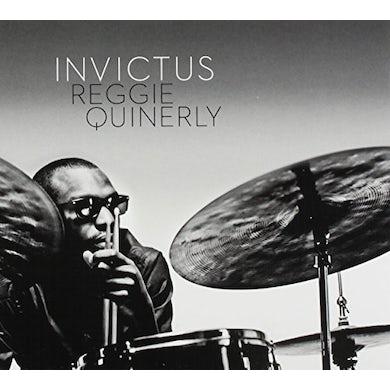 Reggie Quinerly INVICTUS CD