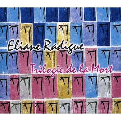 Eliane Radigue TRIOLOGIE DE LA MORT CD