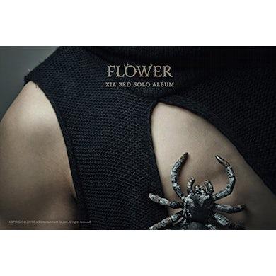 Xia FLOWER (VOL.3) CD