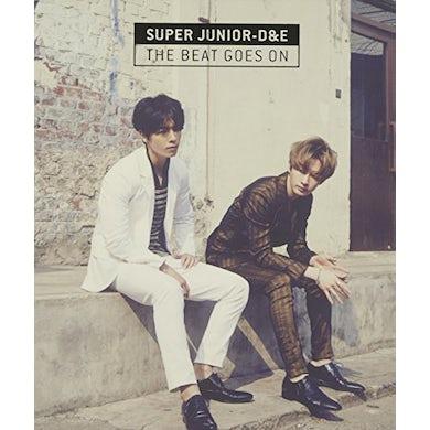 Super Junior BEAT GOES ON CD