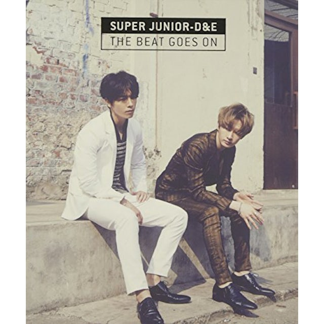 Super Junior BEAT GOES ON CD