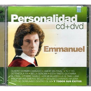 Emmanuel PERSONALIDAD CD