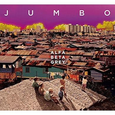 Jumbo ALFA BETA GREY CD