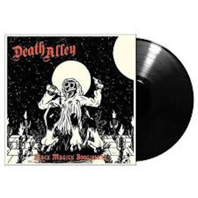 DEATH ALLEY BLACK MAGICK BOOGIELAND Vinyl Record - UK Release