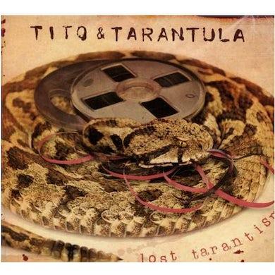 Tito & Tarantula LOST TARANTISM CD