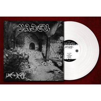 Vader LIVE IN DECAY CD